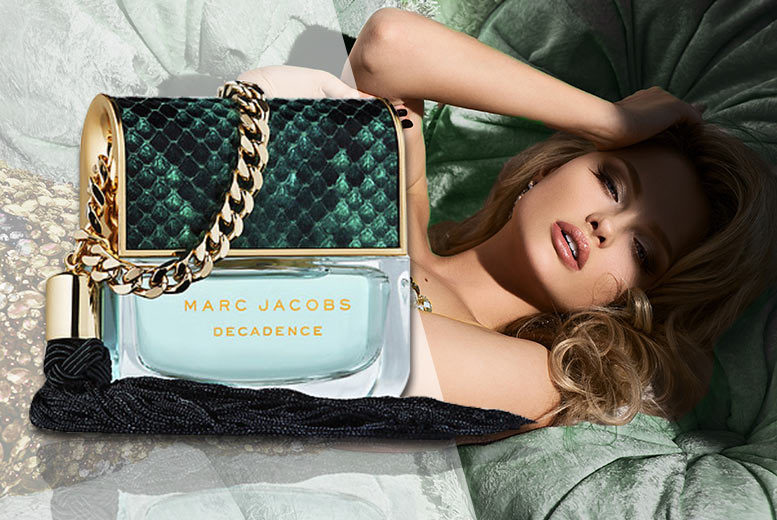 Marc Jacobs Decadence EDP 50ml for £49.99
