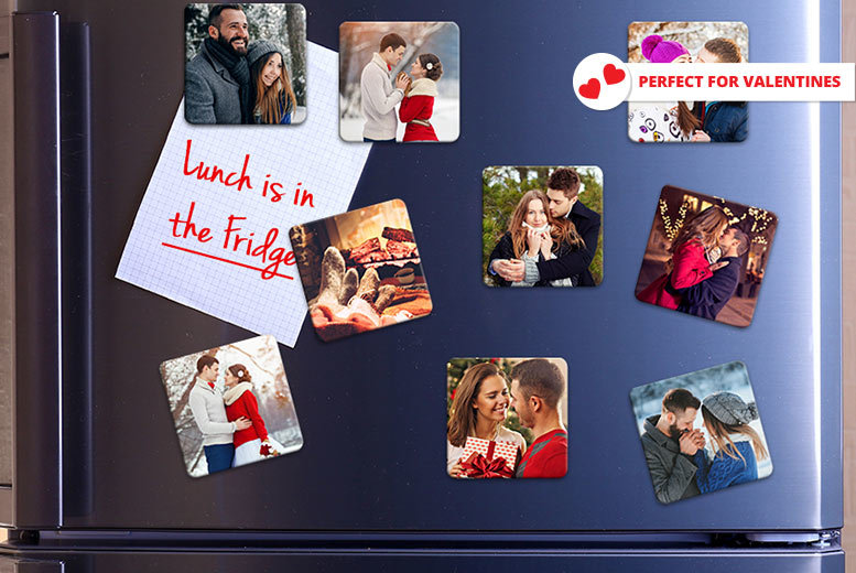 36 Photo Fridge Magnets – 2 Sizes! from £8.99