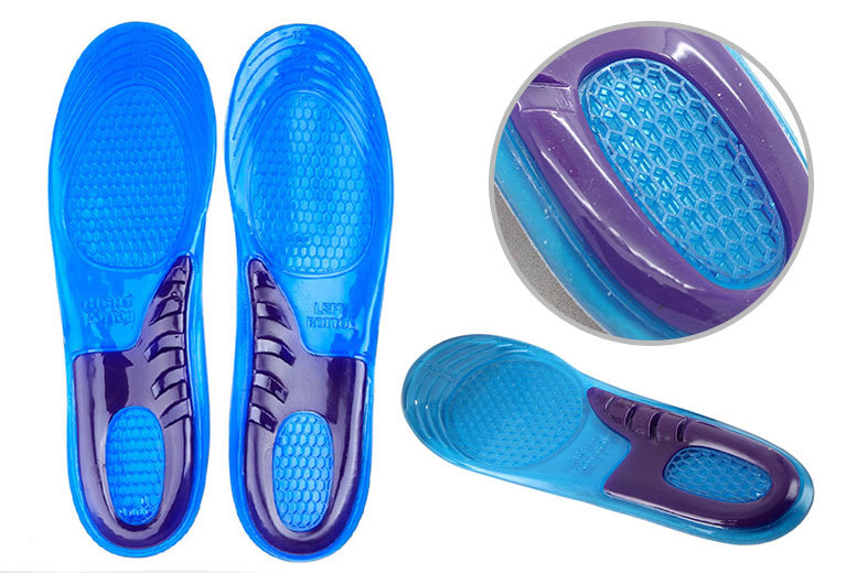 Orthotic Arch Support Gel Insoles from £4.99