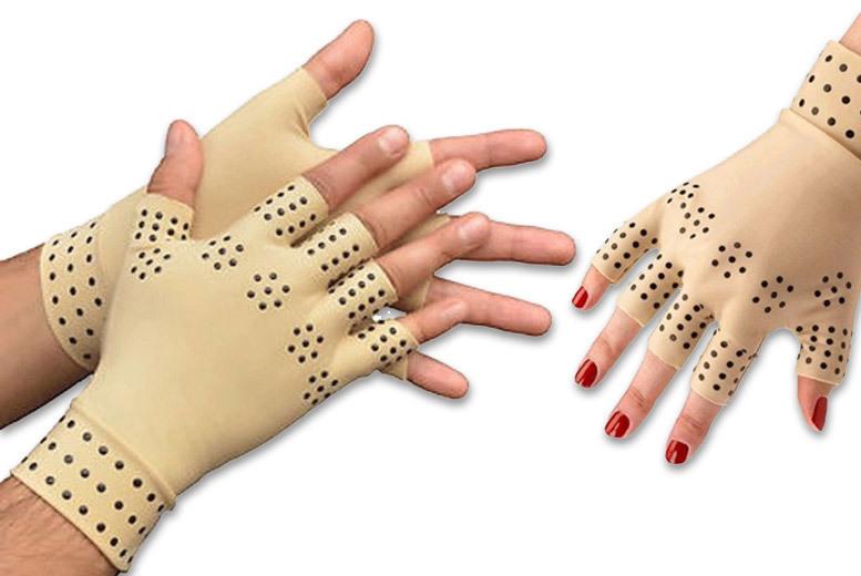 Therapeutic 'Anti-Arthritic' Gloves for £4.99