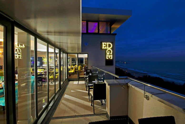 £35 instead of up to £70.10 for a Chateaubriand, sides and a 175ml glass of red wine for two people at Edge Restaurant, Bournemouth - save up to 50%