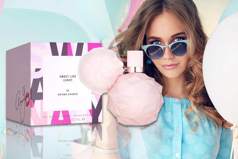 Ariana Grande Sweet Like Candy EDP – 50 or 100ml! from £24