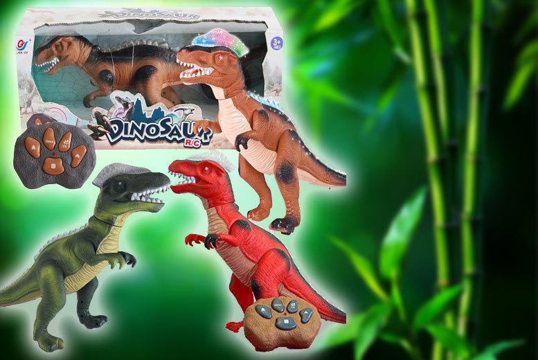 Remote Controlled Dinosaur