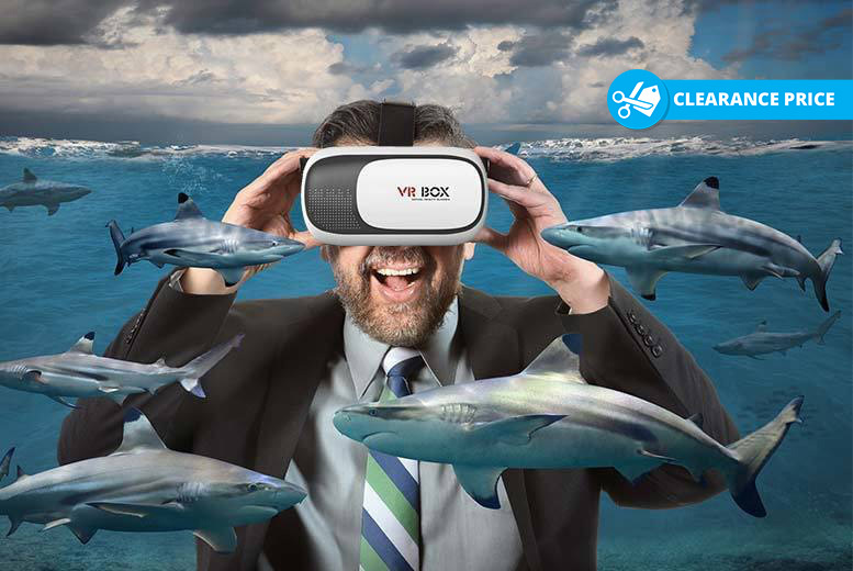 3D Virtual Reality Headset for £7.99