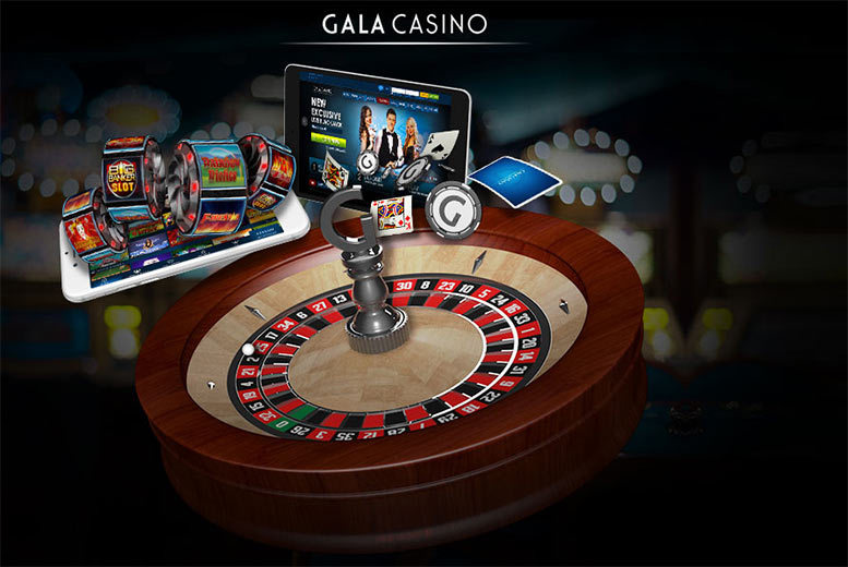 £2 for £40 Gala Casino credit to spend online at GalaCasino.com (minimum £10 deposit required) - save 95%