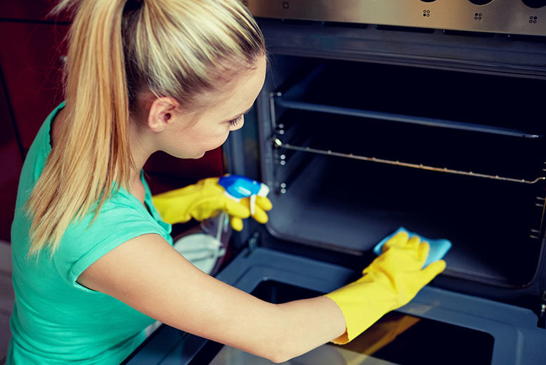 £29 for an oven clean, £49 for the oven and hob from Extreme Homecare