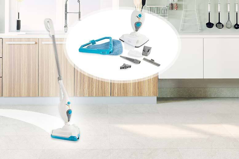 1500w vax steam mop