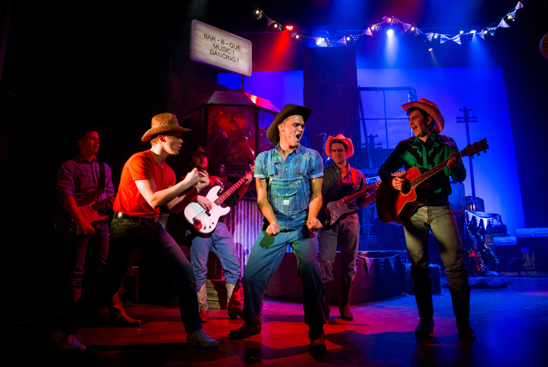£25 instead of up to £35.40 for a ticket to Footloose at the Princess Theatre, Torquay, with ATG Tickets - save up to 29%
