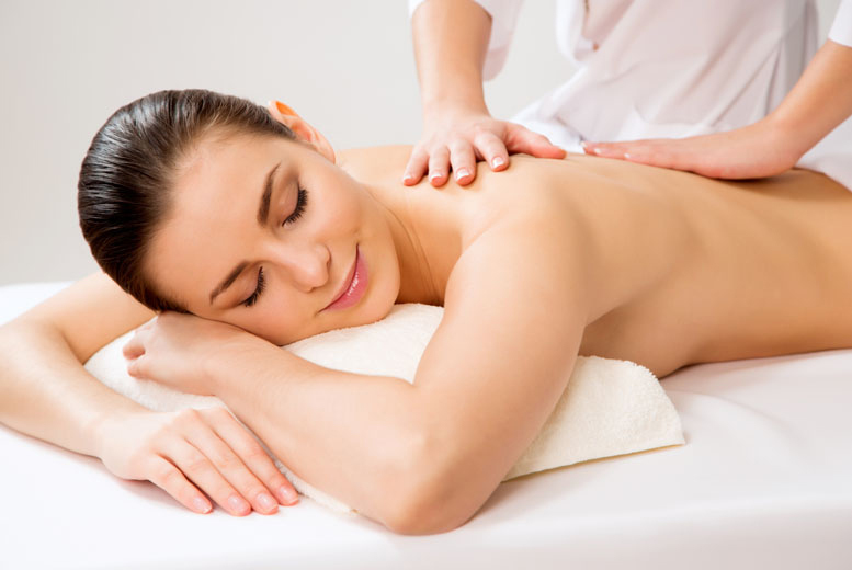 £22 for a 45-minute back, neck and shoulder massage and 15-minute facial at Nature's Way, St John's Wood - save 68%