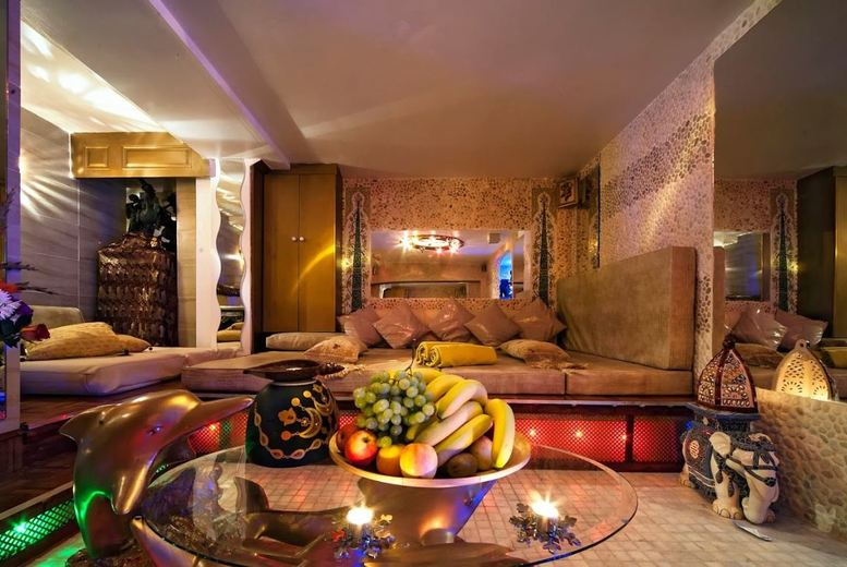 £39 for a luxury hammam spa experience and two treatments for one, £74 for two at Casa Spa, Edgware Road!