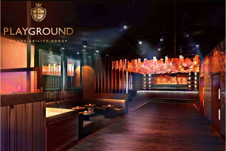 £999 instead of £3000 for exclusive hire of Playground nightclub @ The Hilton Hotel Liverpool - save 67%