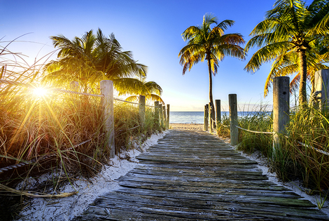 From £499pp (from Deluxe Breaks) for a seven-night Florida break with flights, from £649pp for 10 nights or from £749pp for 14 nights - save up to 29%