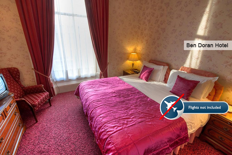 From £149pp (from Tour Center) for an overnight break in London, Edinburgh, Dublin or Cardiff with an international rugby ticket!