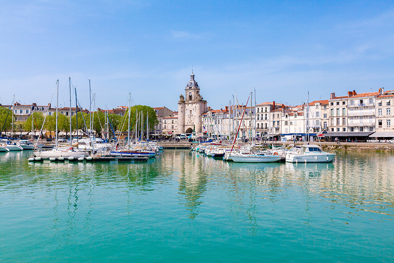 From £99pp (from ClearSky Holidays) for a three-night stay in La Rochelle in a self-catering apartment including flights - save up to 50% ClearSky Holidays