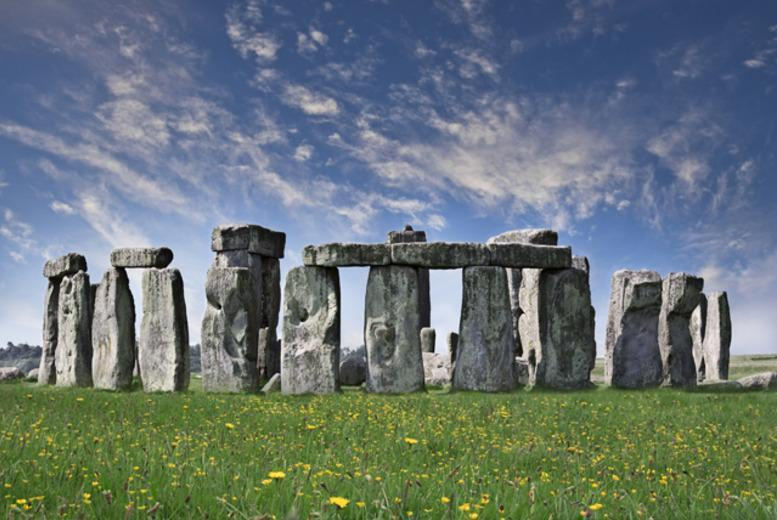 £28.50 instead of £57 for a nine-hour Stonehenge and Bath tour with Golden Tours, London - save 50%