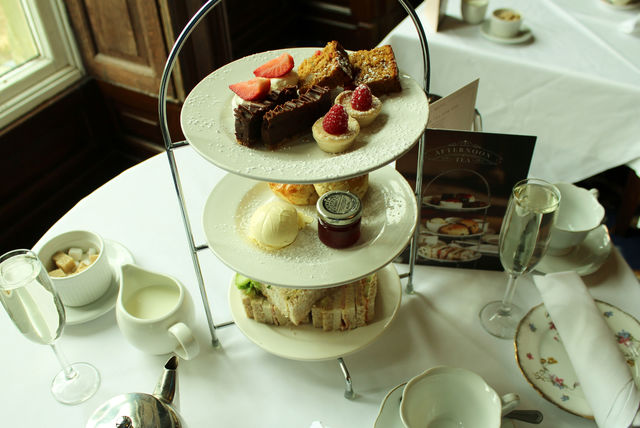 Afternoon Tea And Spa Deals Cheshire