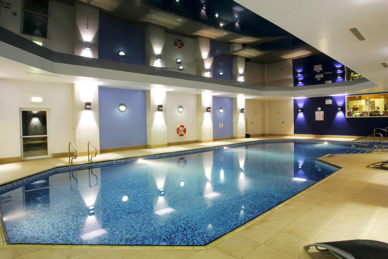 £29 for a spa day including a choice of treatment and Champagne on arrival for one person, £58 for two people at Best Western Plus Windmill Village Spa - save up to 29%