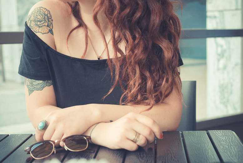 """£29 for three sessions of laser tattoo removal on a 2"""" x 2"""" area, £49 for a 4"""" x 4"""" area, or £89 for an 7"""" x 7"""" area at Felicity Natural Beauty - save up to 86%"""