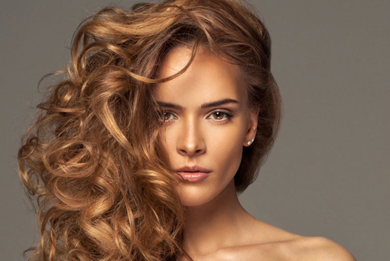 £24 instead of up to £80 for a cut, colour and blow dry at The Pamper Rooms, Glasgow - save a sultry up to 70%