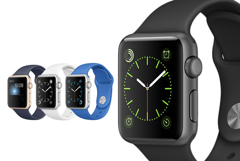 £209 for a refurbished 38mm Apple Watch Sport 38mm, £249 for 42mm or  £379 for 42mm Apple Watch - save up to 30%