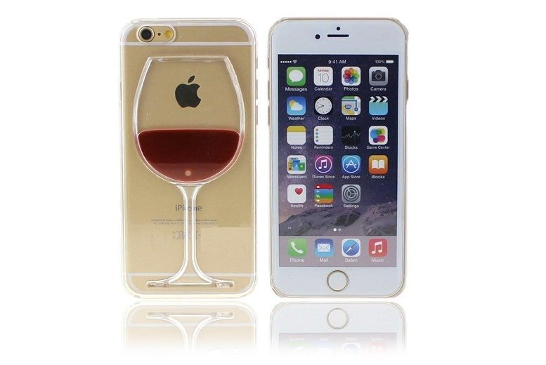 Liquid Alcohol iPhone Case – 3 Designs! for £3.99