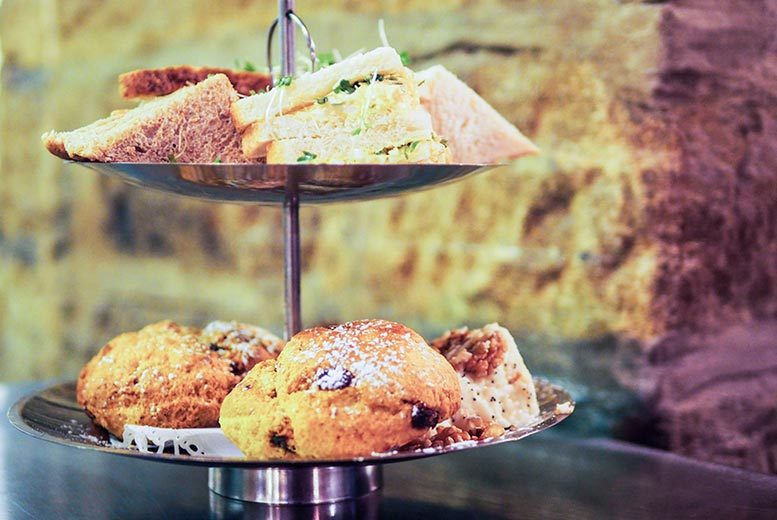 From £12 for a traditional afternoon tea for two, four or six people, from £16 to include a glass of Prosecco each at The Keys, Huddersfield - save up to 45%