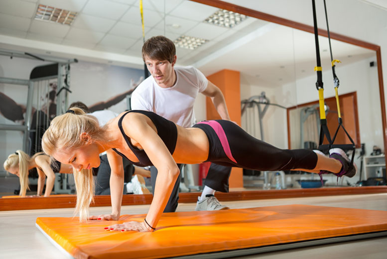 £9 instead of £75 for three one-hour personal training sessions with X-Fit Gym, Paisley - save 88%