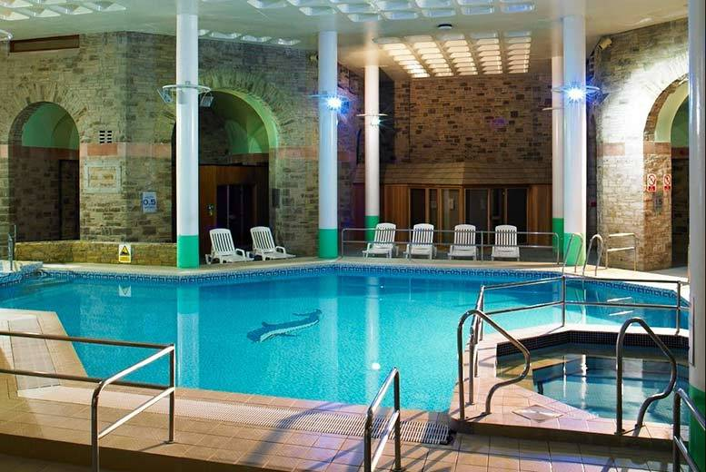 £39 for a spa day for one including two treatments, coffee, cake and use of spa facilities, £72 for two people at Shrigley Hall Hotel, Macclesfield - save up to 57%