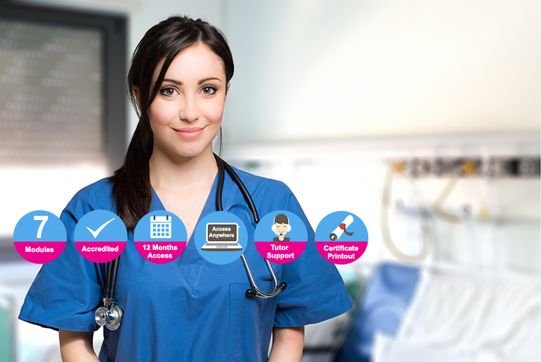 Accredited Level 3 Introduction to Nursing Course for £18