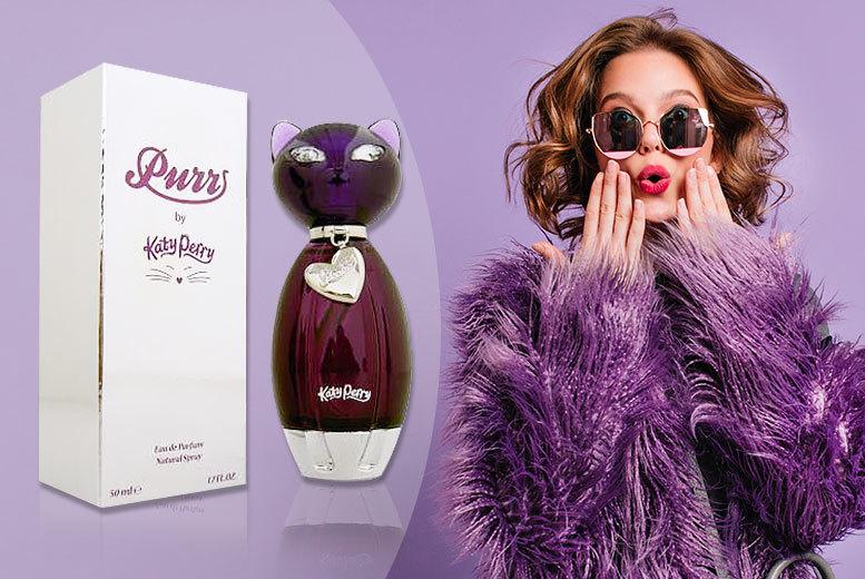 Katy Perry Purr 30ml Eau De Parfum for £9.99