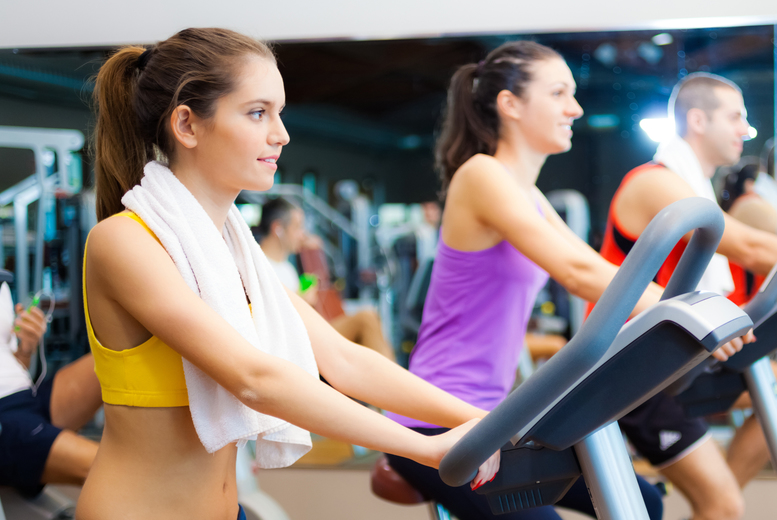 £15 for 10 gym & sauna passes to use at Fit4less, Southwark