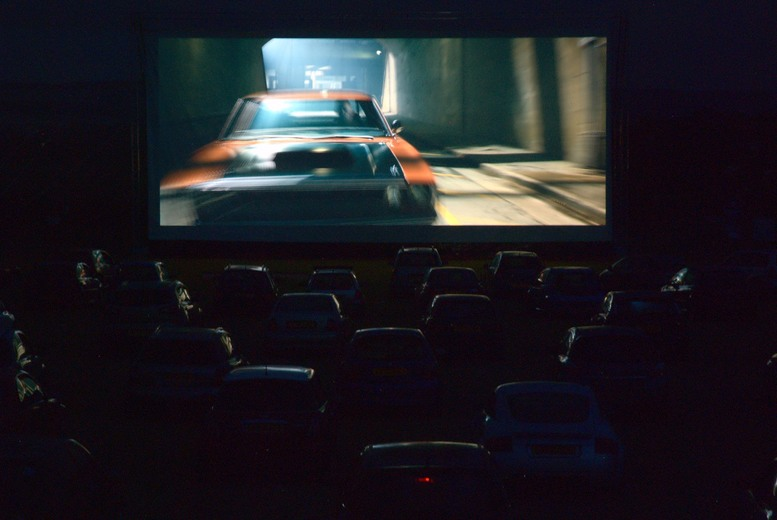 From £13 instead of up to £20.75 for a car ticket to Moonlight Drive-In Cinema, Kent - save up to 37%