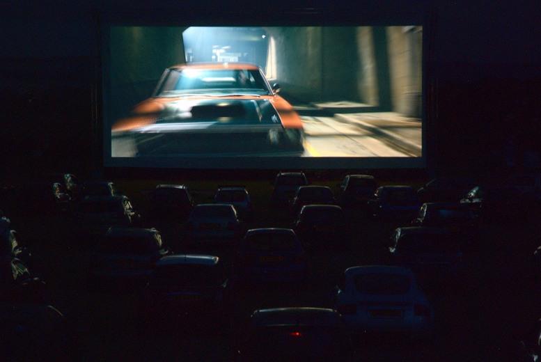Moonlight Drive-In Cinema Ticket @ The Hop Farm, Kent