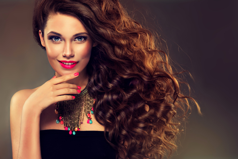 £12 for a wash, cut and blow dry with a senior stylist at House of Kendal, Newcastle-under-Lyme