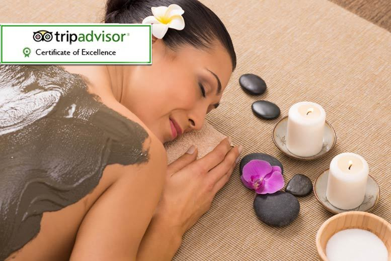 £99 instead of £230 for a spa day for two including a Rhassoul mud treatment and two-course lunch each, £160 for four at The Spa at Thoresby Hall - save up to 57%