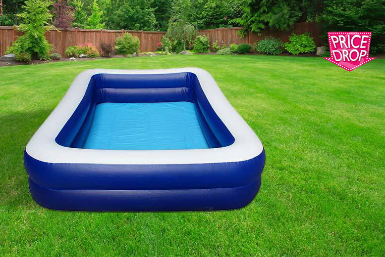 Eight Person Family Paddling Pool