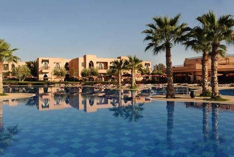 From £149pp for a 4* three-night all-inclusive spa break for two in Marrakech with flights, from £229pp for five nights or from £329pp for seven - save up to 31%