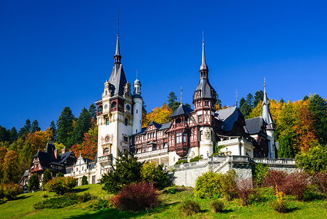 From £99pp (from Tour Center) for a two-night 5* Bucharest break, from £139pp for three nights - upgrade to include a Dracula and Peles Castle tour and save up to 27%