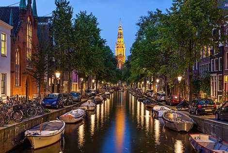 From £99pp (from Tour Center) for a two-night Amsterdam break including flights and a canal cruise, or from £149pp for three nights - save up to 26%