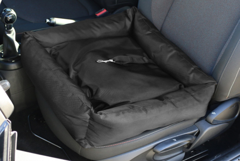Pet Car Travel Bed & Seat Protector for £8.99