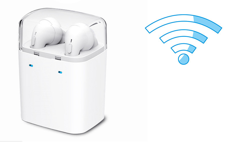 Apple-Compatible Wireless Earbuds for £32.00