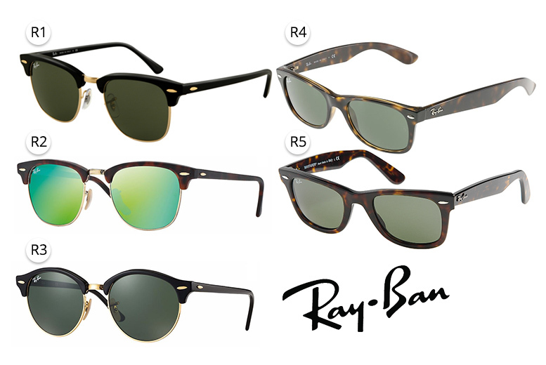 Ray-Ban Sunglasses – 20 Styles! from £65.00