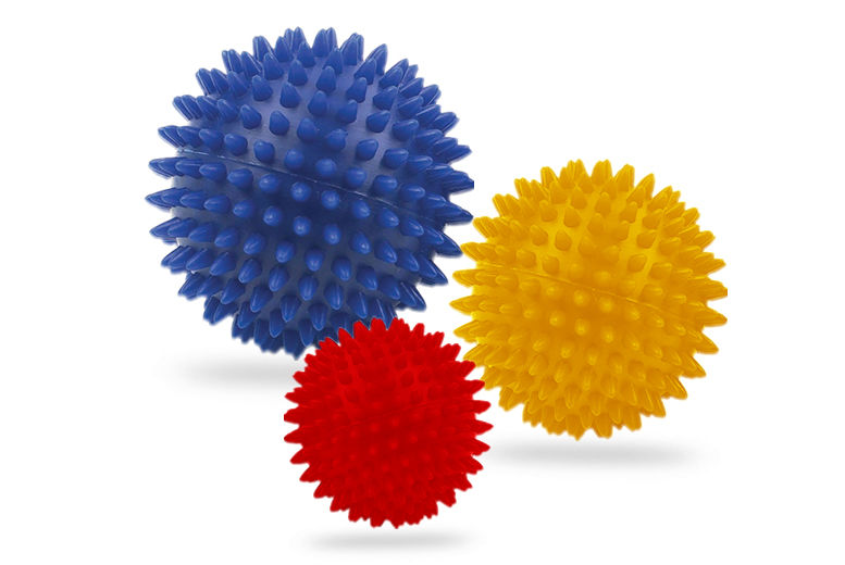 3pk Spikey Massage Balls for £4.99