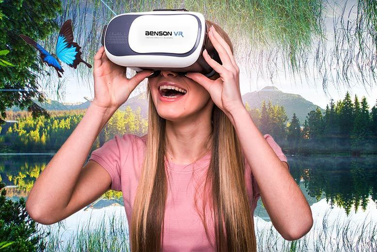 Cinematic Virtual Reality Headset for £7.99