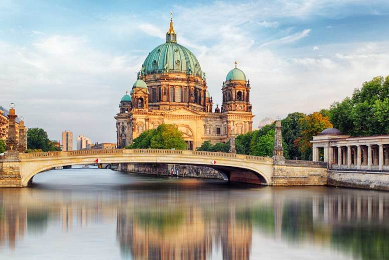 4 Berlin City Break Voucher Amp Flights 163 89pp