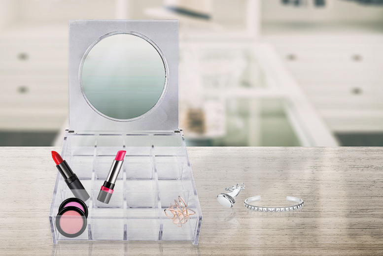 Jewellery & Makeup Box for £4.99