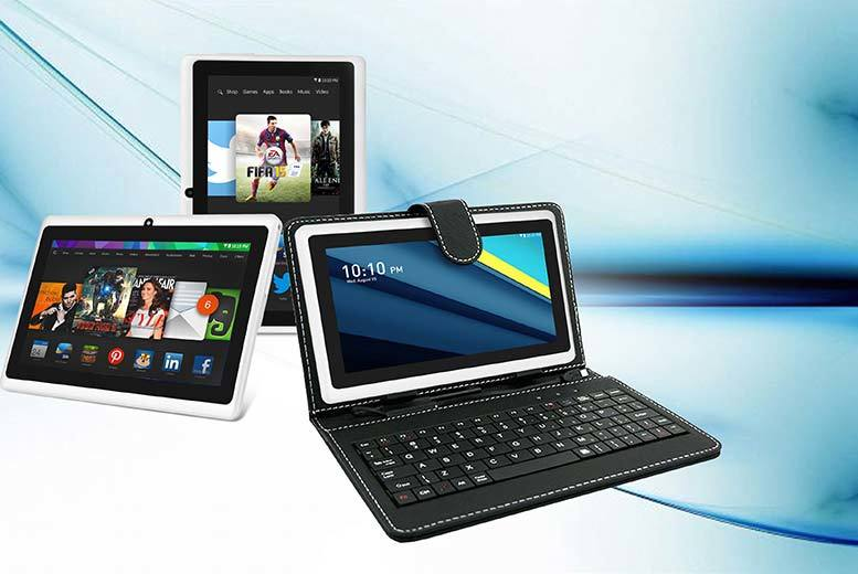 7 dual core android tablet