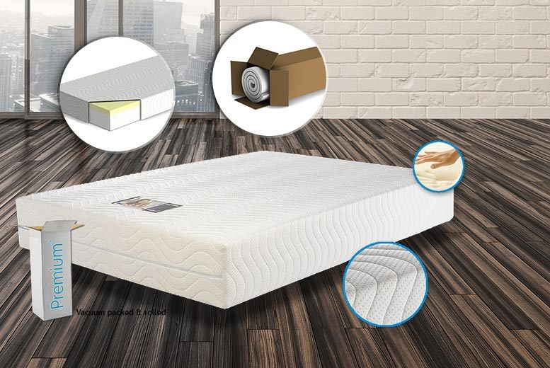 Eco Reflex MF Mattress