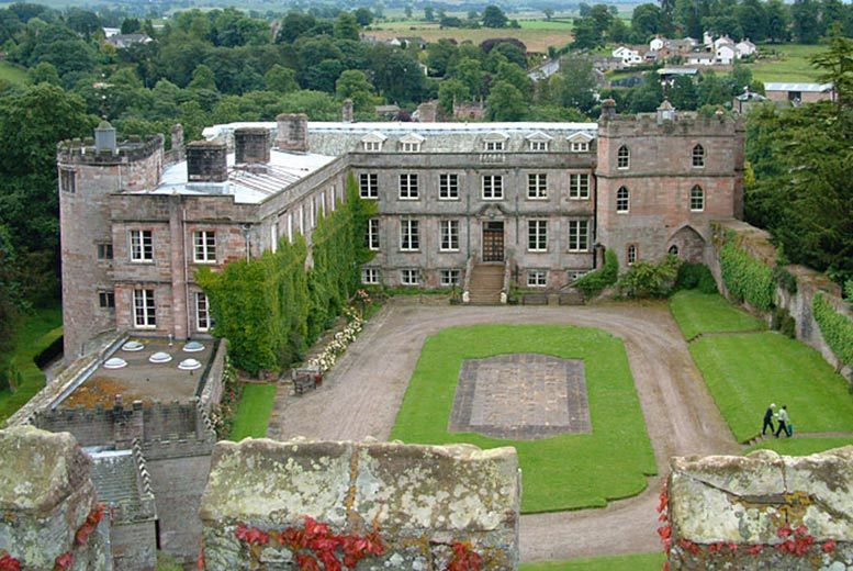 £199 for a luxury two-night stay for two people including breakfast, a castle tour, Prosecco and hot tub and sauna access at Appleby Castle, Cumbria - save 50%