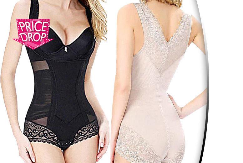 Spandex Bodysuit – 2 Colours! for £9.98